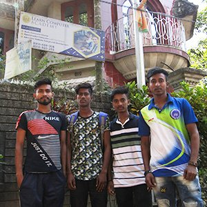 Students of Learn Computer Academy