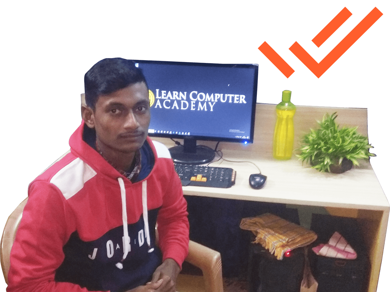 Student of Learn Computer Academy