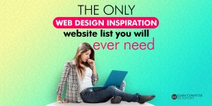The only web design inspiration website list you will ever need