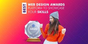 best web design awards platform to showcase your skills
